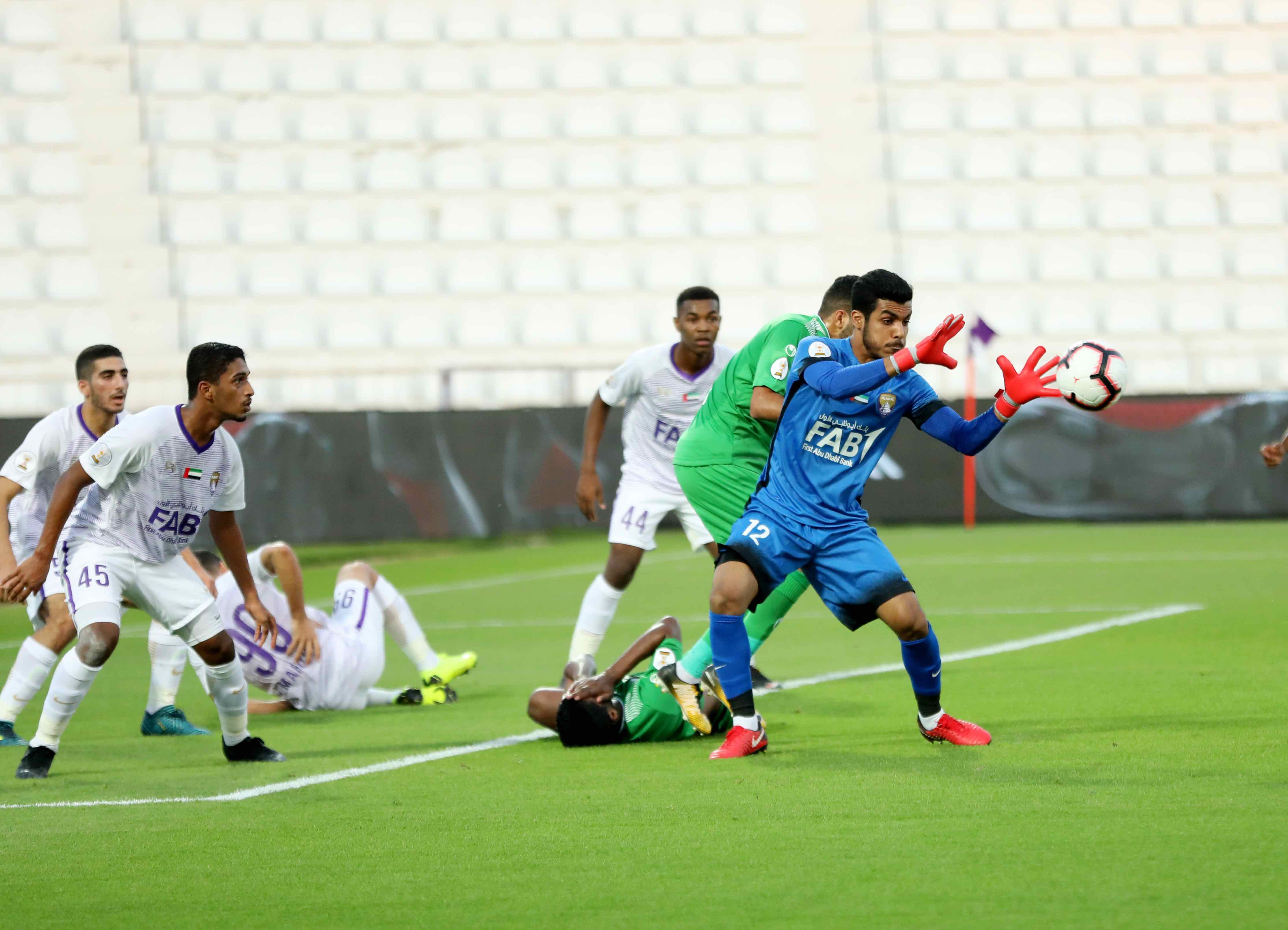 Al Ain, Emirates play out goalless draw in Arabian Gulf Cup