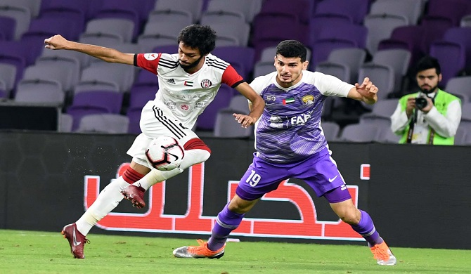 Al Jazira Topple Al Ain in Match of the Week