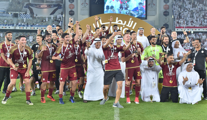 Al Wahda's Journey to the Super Cup