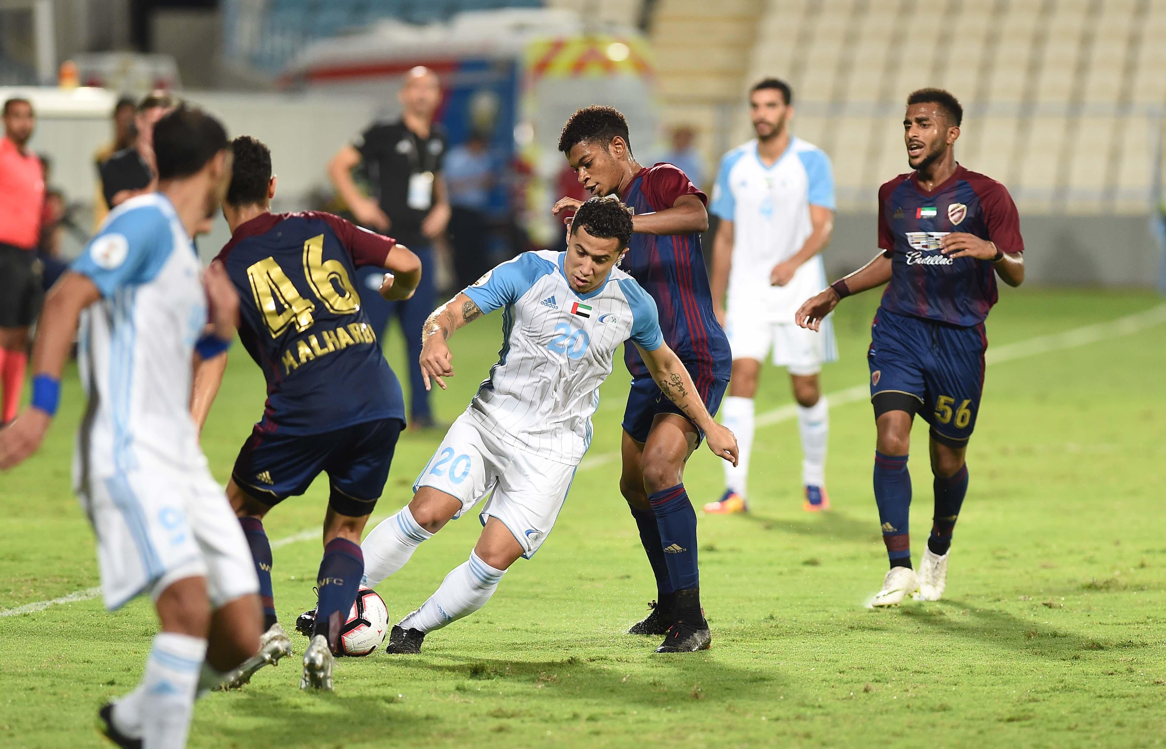 Bani Yas hold Al Wahda to goalless draw in Arabian Gulf Cup
