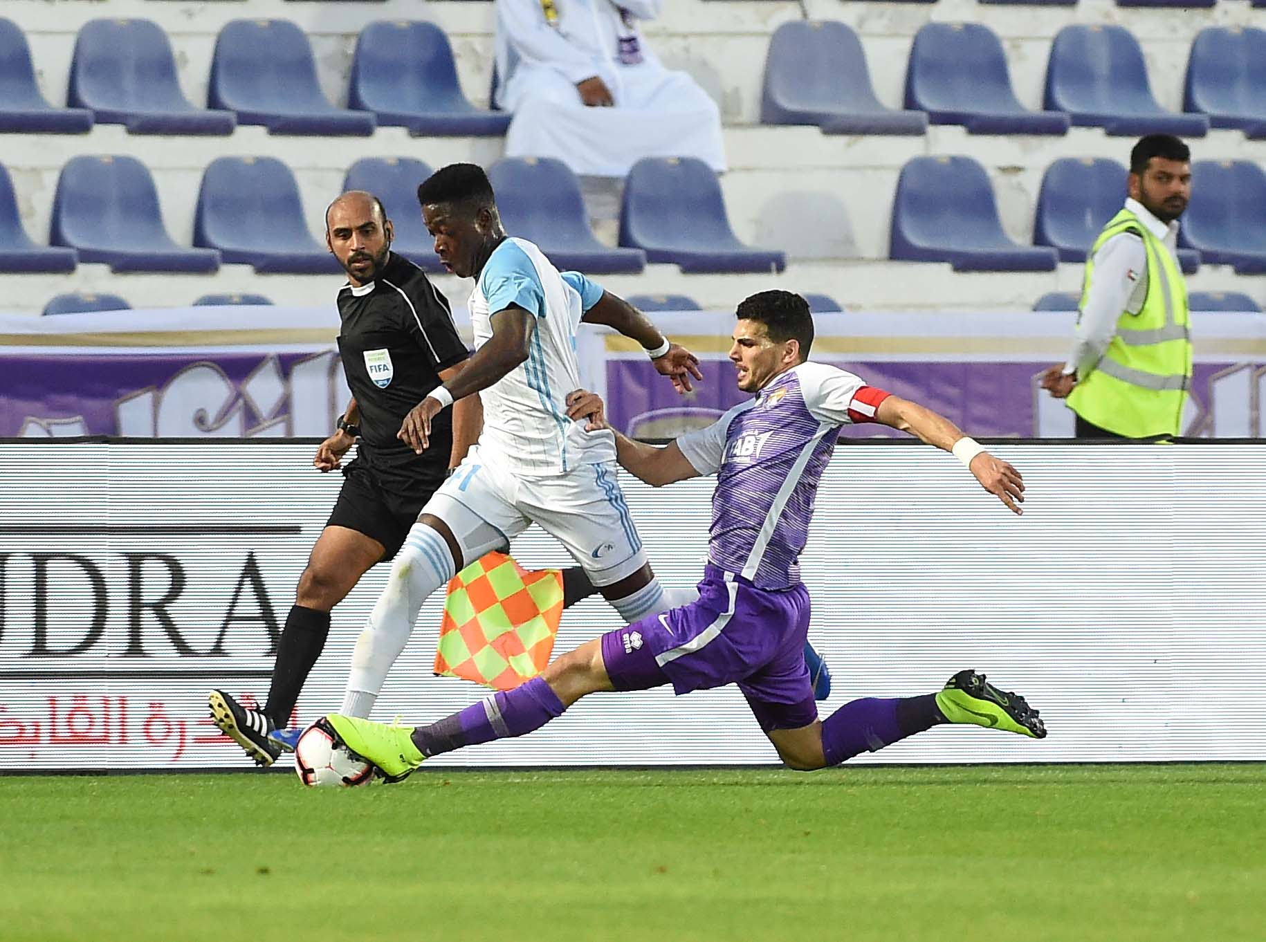 Bani Yas edge Al Ain, reach semi-final