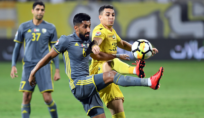 Injury-Struck Al Wasl Face Relegation Battling Al Dhafra