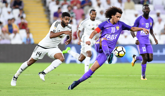 Champions Al Jazira and Leaders Al Ain Conclude Matchweek 19