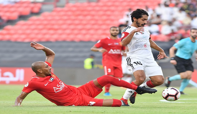 Al Jazira Survive Late Scare to Beat Fujairah