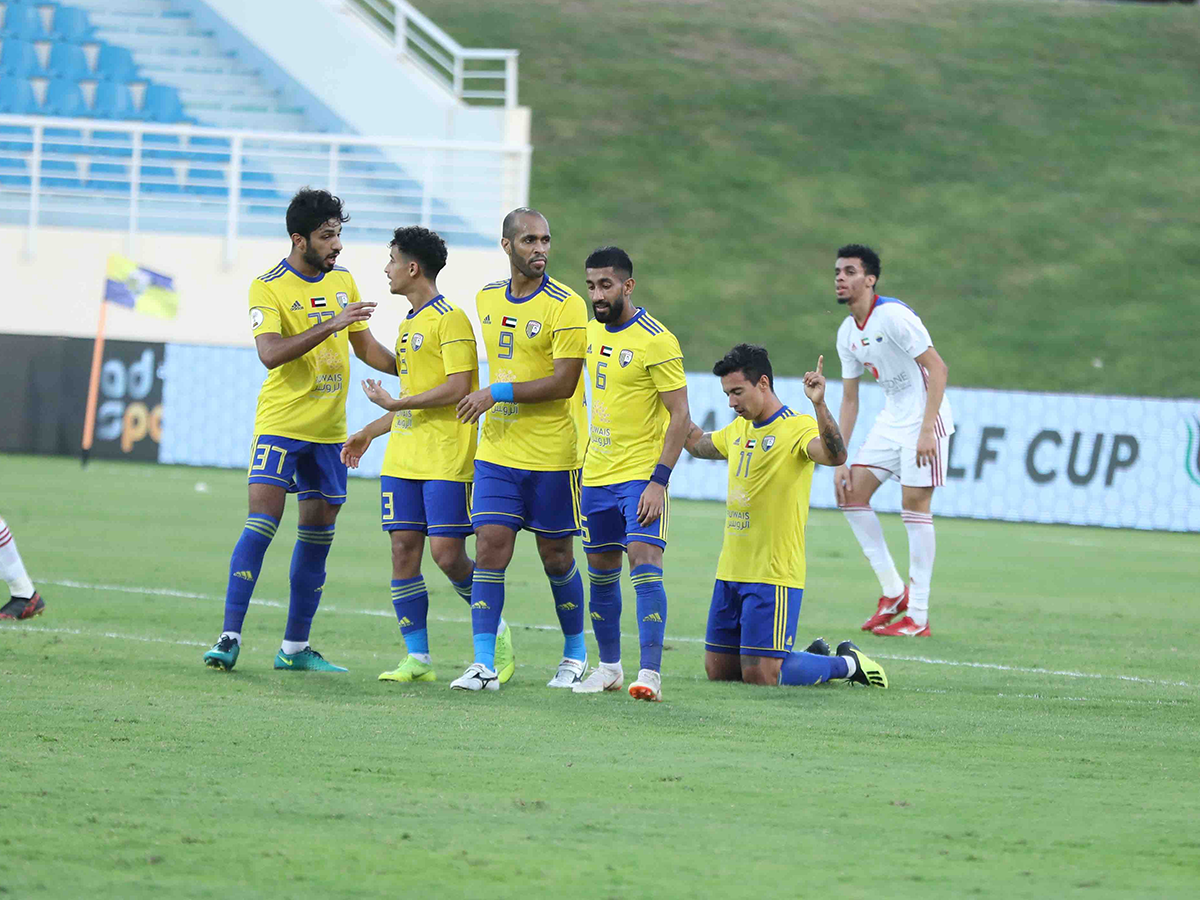 Al Dhafra edge Sharjah 1-0 in Arabian Gulf Cup